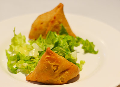 Samosa aux légumes